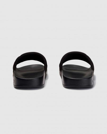 filippo quilted black/black