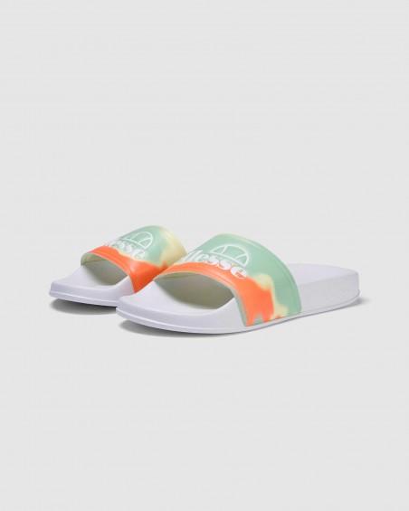 filippo sunwashed orange/white