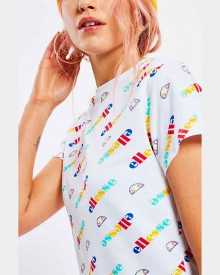 lan crop t/shirt