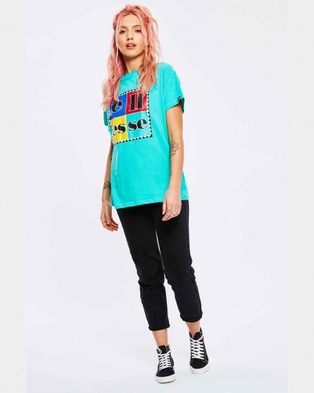 lotus oversized t/shirt