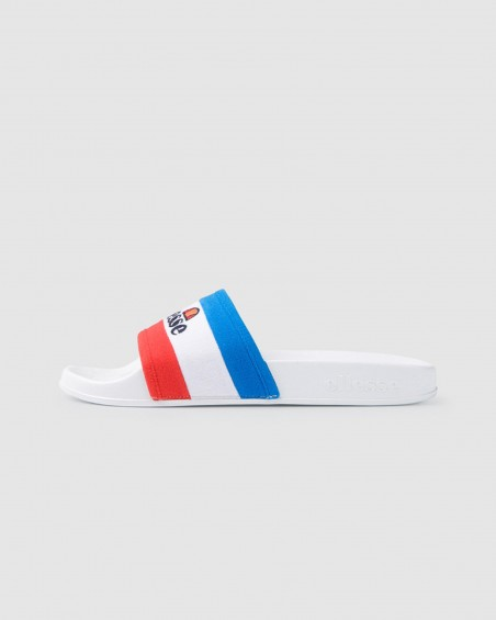 borgaro text am red/white/blue aster