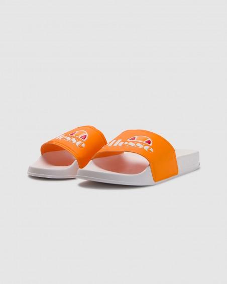filippo white/orange