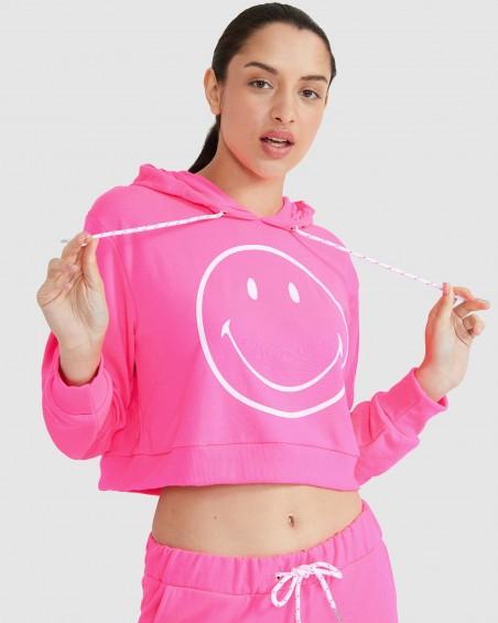 di san cropped hoodie
