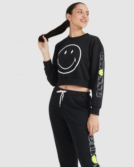 viareggio cropped sweatshirt