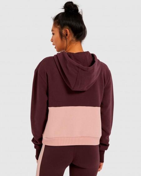allesandro crop hoodie