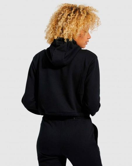 bubo 1/2 zip hoodie