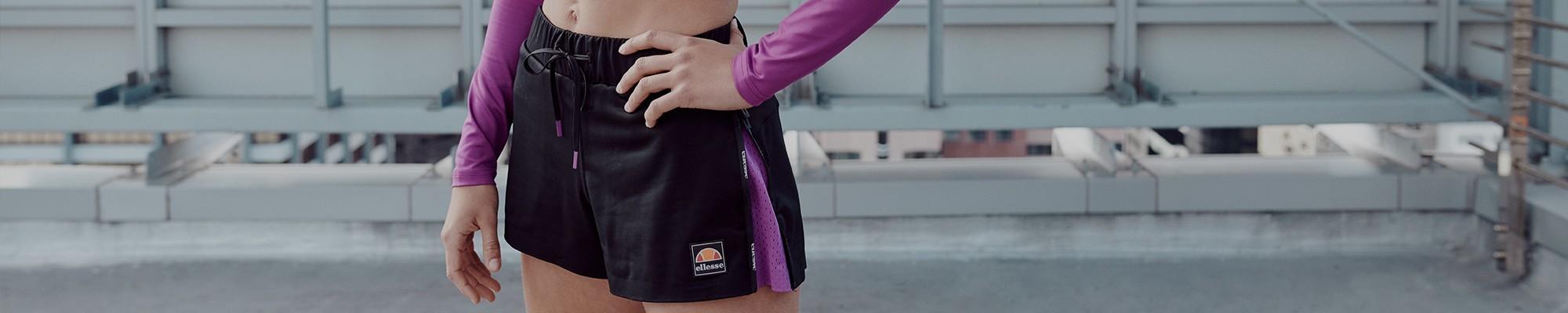 Pantalones cortos de deporte mujer Ellesse