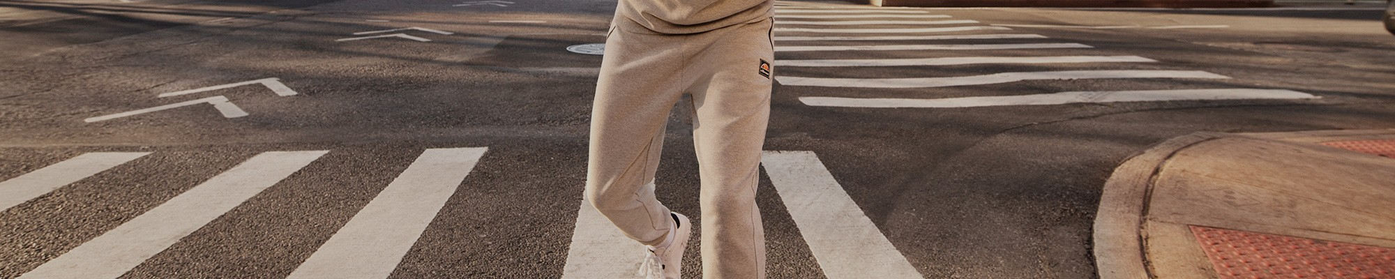 Pantalon deportivos hombre - Pantalones Chandal Ellesse