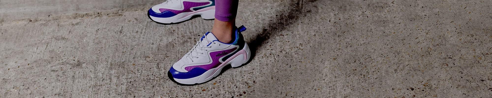 Zapatillas deportivas para mujer - Ellesse