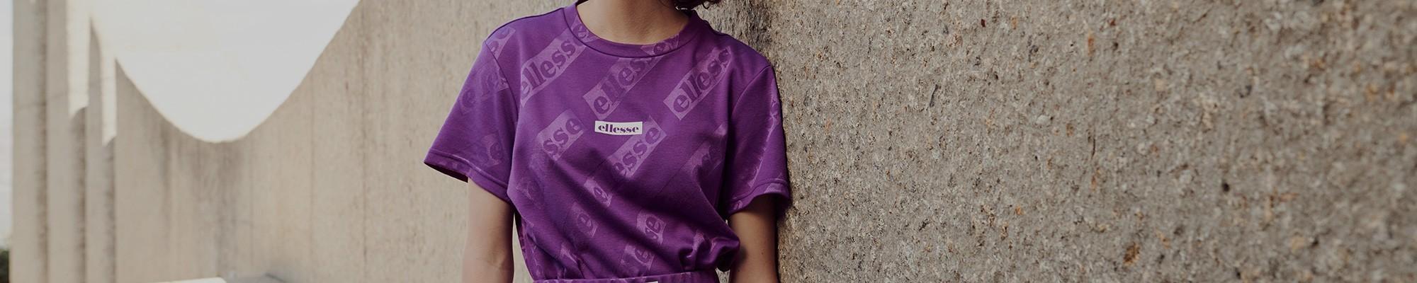 Camisetas deportivas para mujer Ellesse